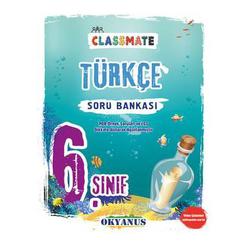 Okyanus 6. Sınıf Classmate Türkçe Soru Bankası - Thumbnail