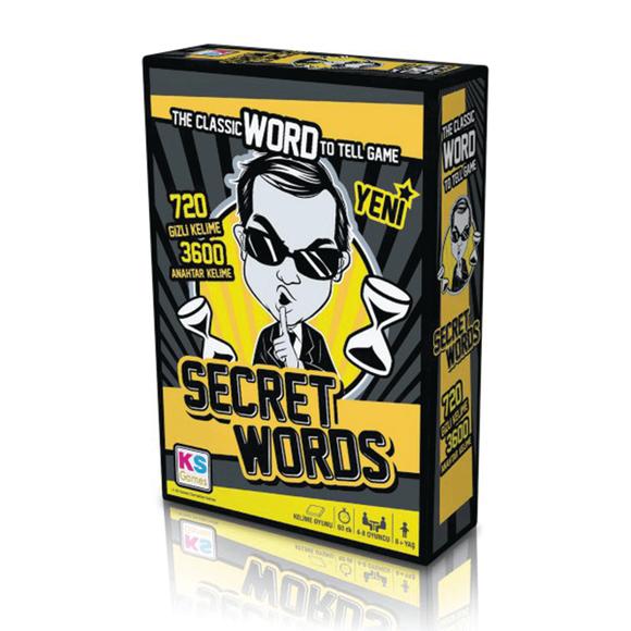 Ks Games Secret Words Gizli Kelimeler