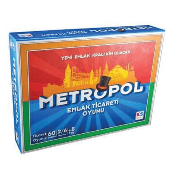Ks Games Emlak Ticaret Oyunu Metropol