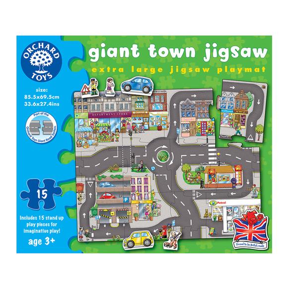 Orchard Dev Şehir 15 Parça Puzzle 288