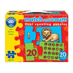Orchard Eşleştir Say 20'li Puzzle 219 - Thumbnail