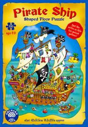 Orchard Korsan Gemisi 100 Parça Puzzle 228 - Thumbnail
