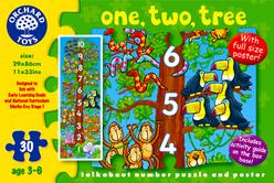 Orchard Sayılar 30 Parça Puzzle 276 - Thumbnail