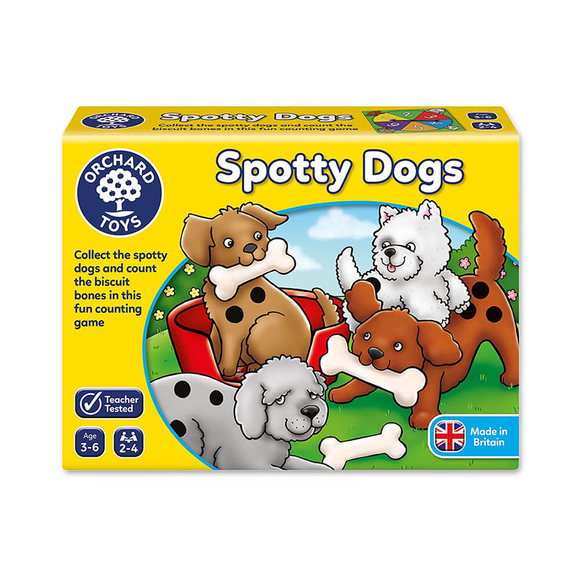 Orchard Spotty Dogs Kutu Oyunu 001