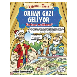Orhan Gazi Geliyor Korktun mu Bizans? - Eğlenceli Tarih - Thumbnail