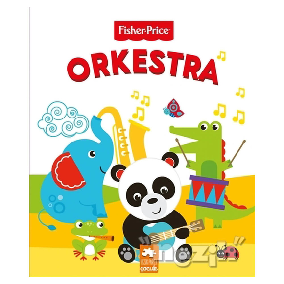 Orkestra - Fisher Price