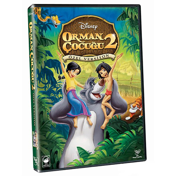 Orman Çocuğu 2 - DVD