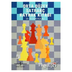 Orta Düzey Satranç Kaynak Kitabı - Thumbnail