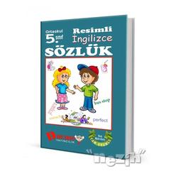 Ortaokul 5. Sınıf Resimli İngilizce Sözlük - Thumbnail