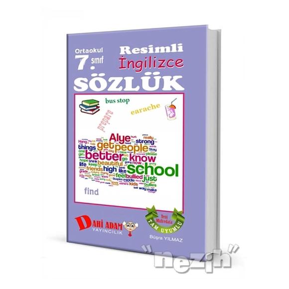 Ortaokul 7. Sınıf Resimli İngilizce Sözlük
