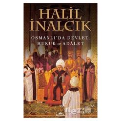 Osmanlı'da Devlet, Hukuk ve Adalet - Thumbnail