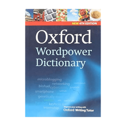 Oxford Wordpower Dictionary New 4Ed. - Thumbnail