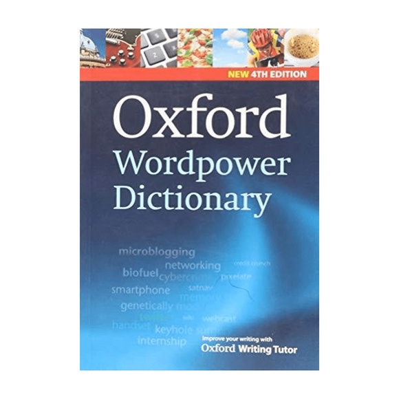 Oxford Wordpower Dictionary New 4Ed.