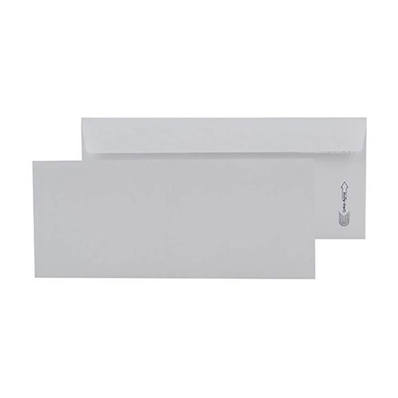 Oyal Diplomat Zarf Silikonlu Beyaz 10'lu 105x240 mm