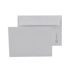 Oyal Kare Zarf Silikonlu Viktoria Beyaz 10'lu 114x162 mm - Thumbnail