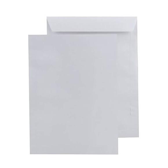 Oyal Torba Zarf Silikonlu Beyaz 10'lu 170x250 mm