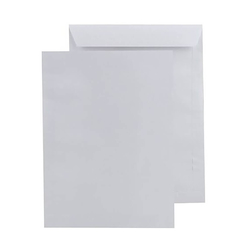 Oyal Torba Zarf Silikonlu Beyaz 10'lu 260x350 cm - Thumbnail