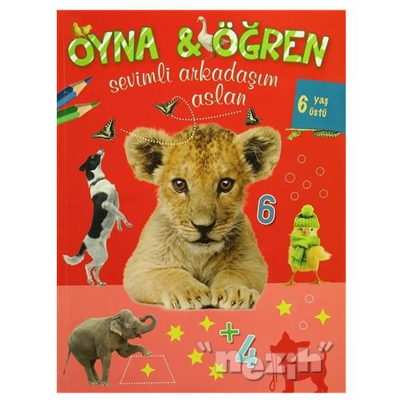 Oyna & Öğren - Sevimli Arkadaşım Aslan