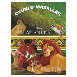 Oyunlu Masallar - Aslan Kral - Thumbnail