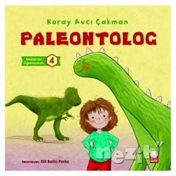 Paleontolog - Meslekleri Öğreniyorum 4 - Thumbnail