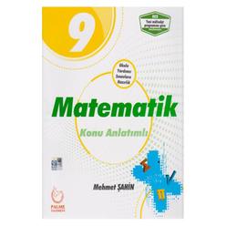 Palme 9. Sınıf Matematik Konu Anlatım - Thumbnail