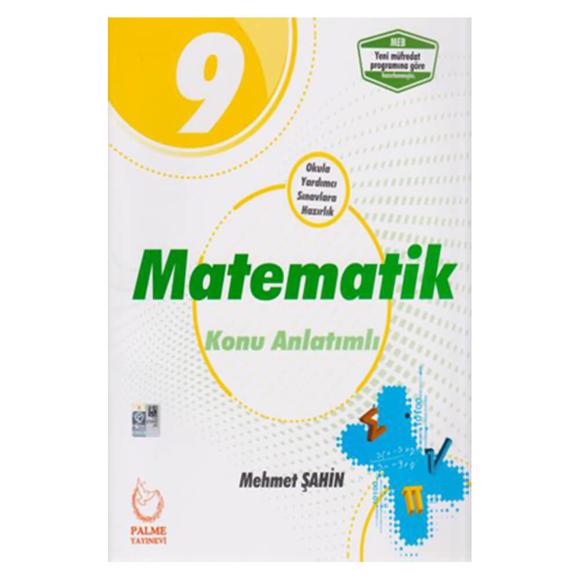 Palme 9. Sınıf Matematik Konu Anlatım