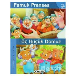 Pamuk Prenses - Üç Küçük Domuz - Thumbnail