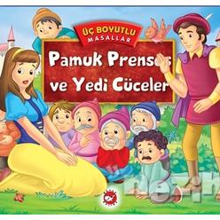 Pamuk Prenses ve Yedi Cüceler - Thumbnail