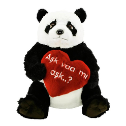 Panda Aşk Var mı 4998 - Thumbnail