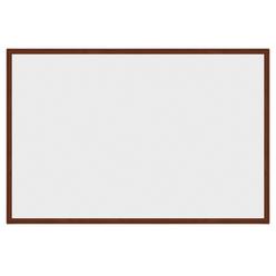 Panda Mdf Çerçeve Yazı Tahtası 45x60 cm PAN222 - Thumbnail