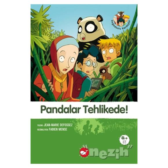 Pandalar Tehlikede