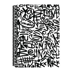 Papirüs Mini Sert Kapak Defter Siyah 100yp 17x24cm Düz - Thumbnail