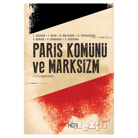 Paris Komünü ve Marksizm