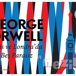 Paris ve Londra'da Beş Parasız (Mini Kitap) - Thumbnail