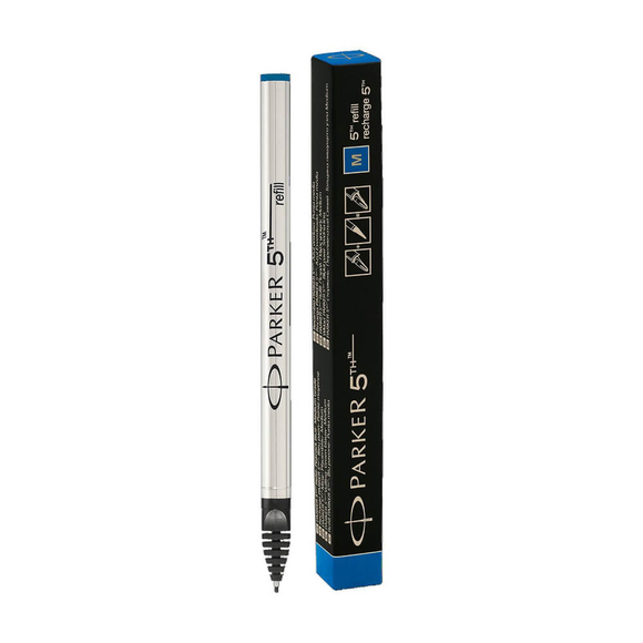 Parker 5Th Yeni Mod Kalem Yedeği Medium Mavi 1842749