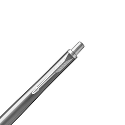 Parker Urban Premium CT Tükenmez Kalem Gümüş Yaldız Gri 1931578 - Thumbnail