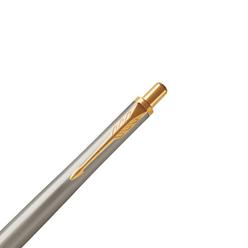Parker Urban PremiumGT Tükenmez Kalem Altın Yaldız Gri 1931573 - Thumbnail