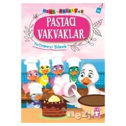 Pastacı Vakvaklar - Mini Masallar 4 - Thumbnail