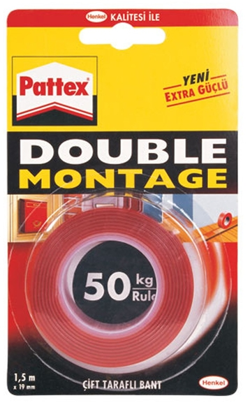 Pattex Double Montaj Bandı 549392
