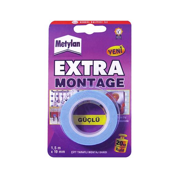 Pattex Extra Montaj Tamir Bandı 19mmx1,50m