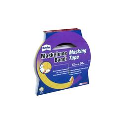 Pattex Maskeleme Bandı 12mmx50m Beyaz - Thumbnail