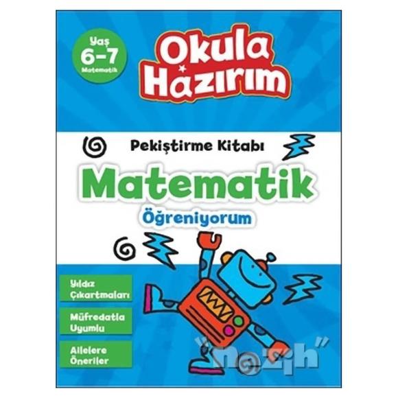 Pekiştirme Kitabı Matematik Öğreniyorum