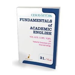 Pelikan Fundamentals Of Academic English - Thumbnail