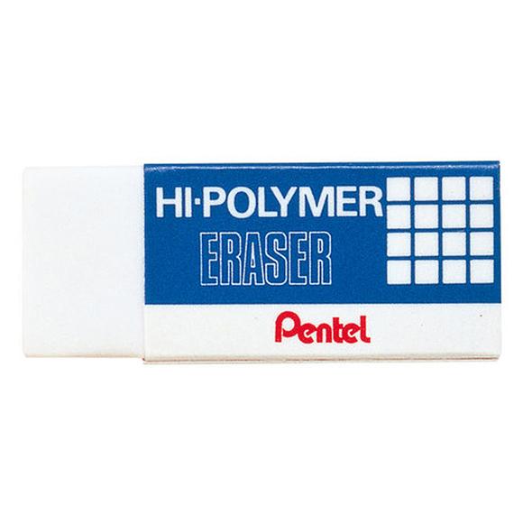 Pentel Hi-Büyük Boy Polymer Silgi ZEH10