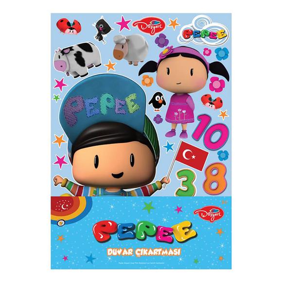 Pepee Mega Sticker 20326