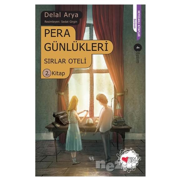 Pera Günlükleri 2 - Sırlar Oteli