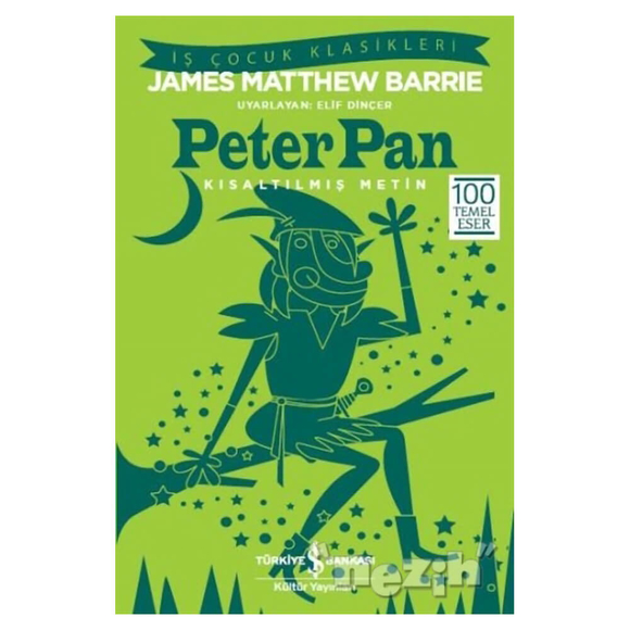 Peter Pan (Kısaltılmış Metin)