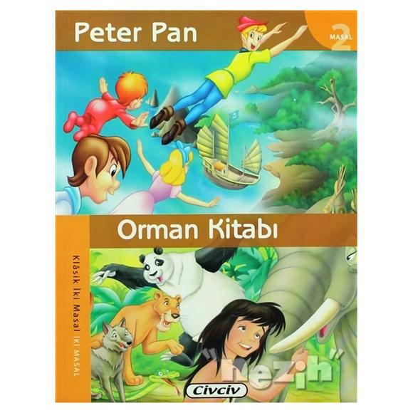 Peter Pan - Orman Kitabı