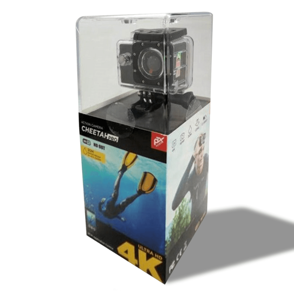 Petrix 4K Aksiyon Kamera PF SC