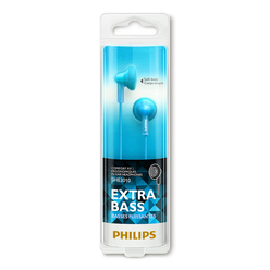 Philips Colorwave Ear-Bud Kulaklık Turkuaz SHE3010TL/00 - Thumbnail